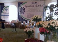 Ocean Agriculture Stand at the Naivasha Hortifair